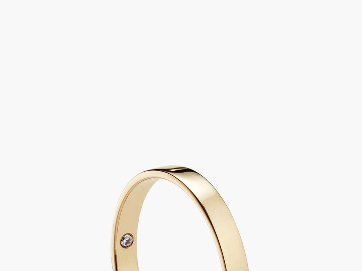 Tmx 1529422447 A25d72d0412407c4 1529422445 D43510fdbeed0eea 1529422444627 1 Ring 01 Gold Brooklyn wedding jewelry