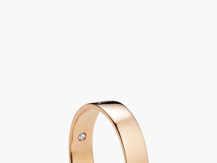 Tmx 1529422472 8e8f9b12923def4d 1529422470 17310a70522e8d9b 1529422468762 2 Ring 02 Rose Brooklyn wedding jewelry