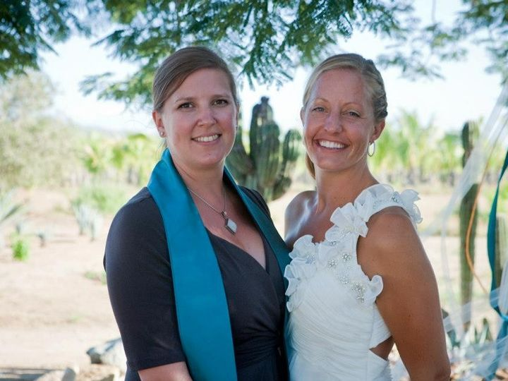 Tmx 1399597756634 Vicki And Megan Weddin Bozeman, Montana wedding officiant