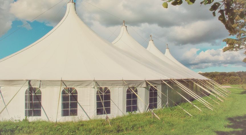 twilight party rentals tent