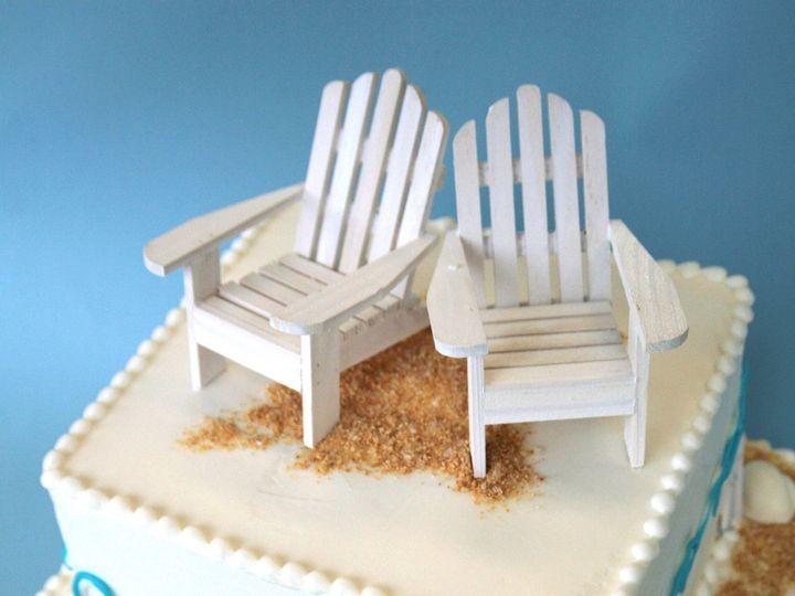 Tmx 1375057474472 Beach 3 Newark, Delaware wedding cake