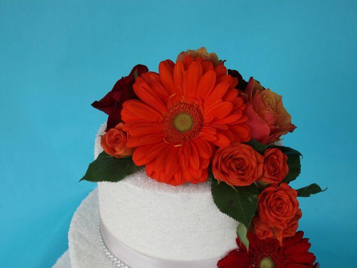 Tmx 1400453232685 Fresh Flower Newark, Delaware wedding cake