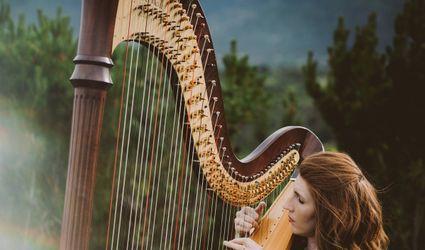Harpist - Mary Keener
