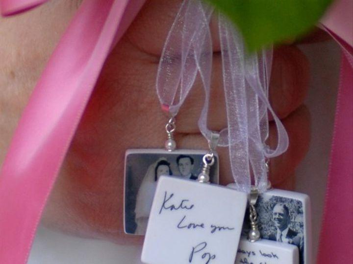 Tmx 1296229852210 BridalBouquetCharmKKlaus9 Olympia wedding jewelry