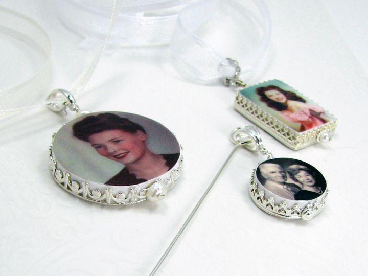 Tmx 1438036024297 Bouquet Charms Olympia wedding jewelry