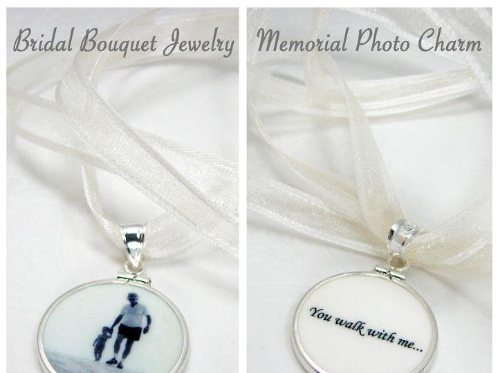 Tmx 1438036054501 Bouquet Charm Olympia wedding jewelry