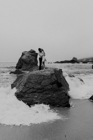 Engagement in Monterey CA