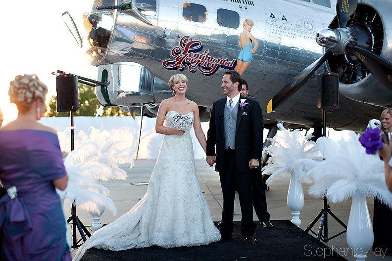 annee and scott wedding