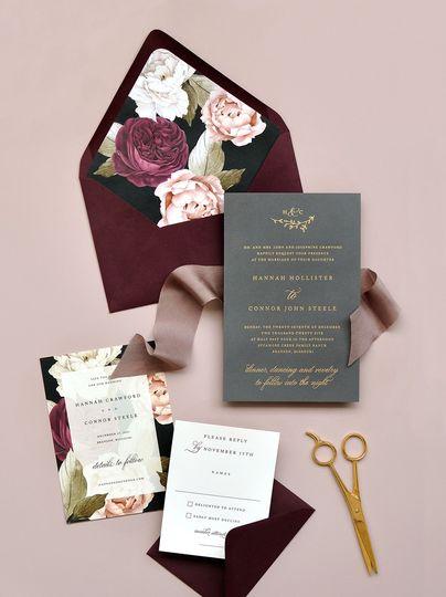 "Smitten by Paper ""Hannah"" Suit"