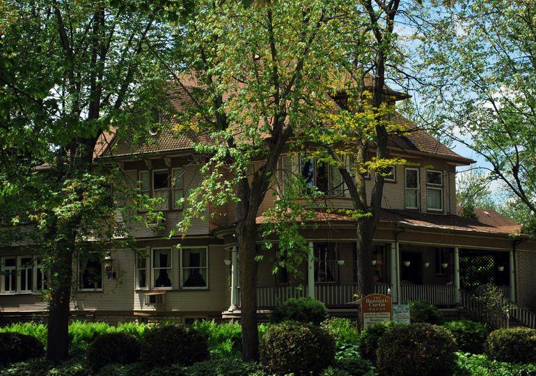The Bennett-Curtis House - Venue - Grant Park, IL - WeddingWire on vasseur home design, cutting edge home design, genesis home design, connex home design, wolf home design, bad home design, encore home design, roots home design, harley home design,
