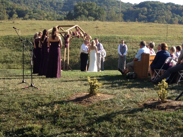 Ceremony On The Hill