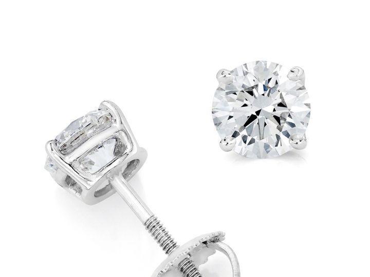 Tmx 1522790948 5c823386d048838f 1522790945 6f145fe2f7d851dc 1522790942362 3 33554081 .75ct 18k New York, NY wedding jewelry
