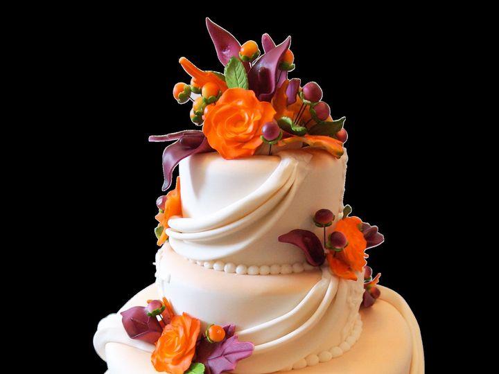 Tmx 1487913552537 Fall Wedding Cake Northvale, New Jersey wedding cake