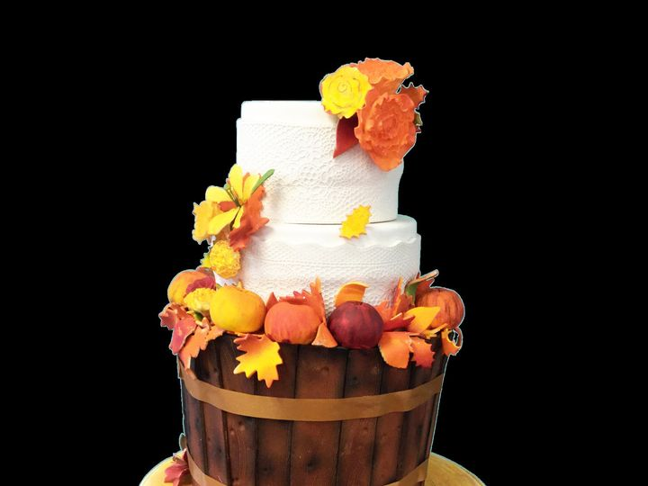 Tmx 1487913579413 Img0720 Northvale, New Jersey wedding cake