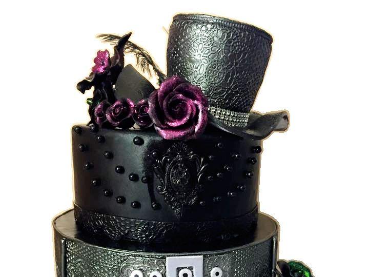 Tmx 1487913678438 Image2 Northvale, New Jersey wedding cake