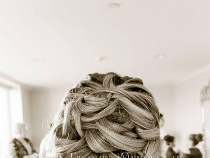 Tmx 1395332750596 Lauren Wedding Hair Watermarke New York, New York wedding beauty