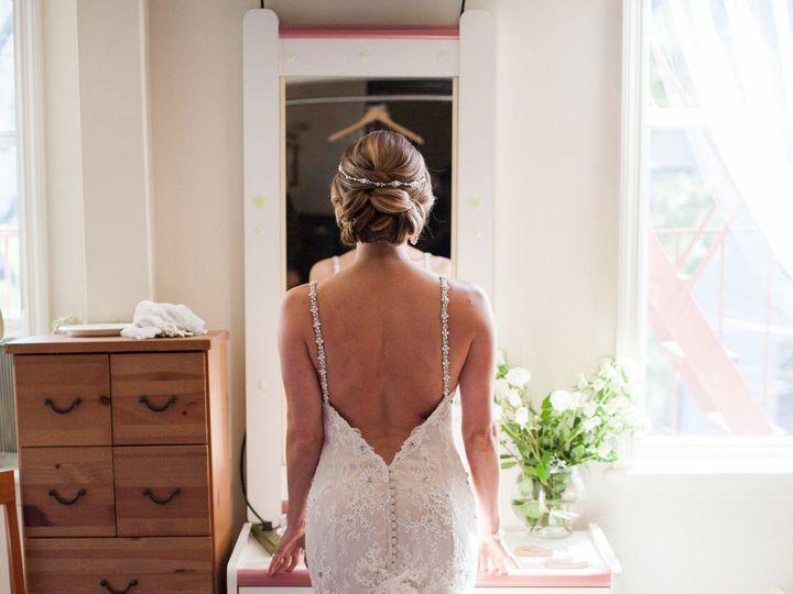 Tmx 1534517285 6acfa980ec691cd3 1534517283 67dcedb616b4eb3e 1534517260916 7 Hair Back New York, New York wedding beauty