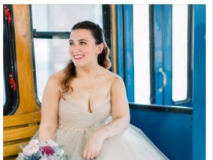 Tmx 1537411037 Bf5f1a0a6b0fa67c 1537411037 3df8b3c89e474111 1537411036626 1 Melanie And Keith  New York, New York wedding beauty
