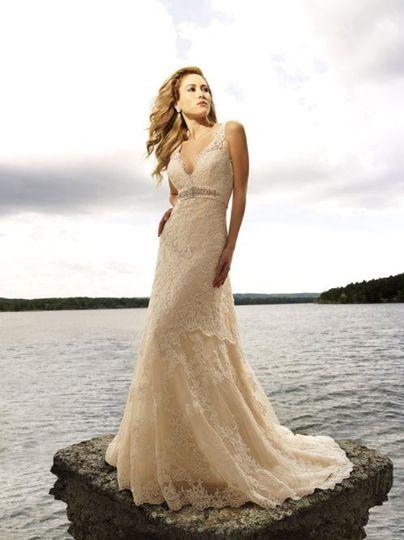 Allure Bridals 8634