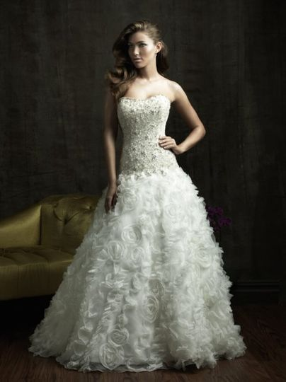 Allure Bridals 8801
