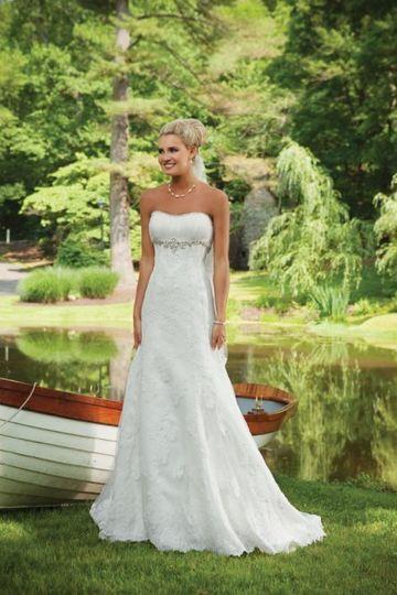 Kathy Ireland E231129 Wedding Dress