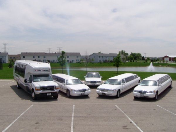 Some of our limos