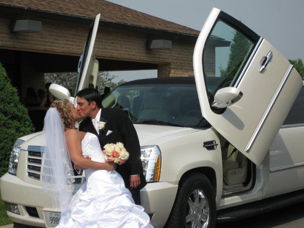 You may kiss the bride!