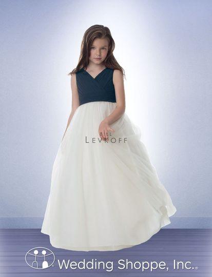 2-toned dress