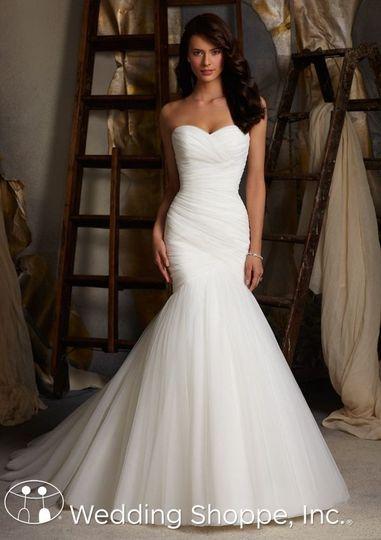 Wedding shoppe inc dress attire saint paul mn for Wedding dresses st paul mn