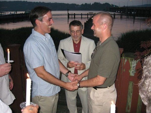 Tmx 1224686740976 MikeandBrian 063008 Bridgewater, New Jersey wedding officiant