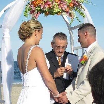 Tmx 1373578315748 Jaime And Jimmy Millasbeach Wedding 403x403 Bridgewater, New Jersey wedding officiant