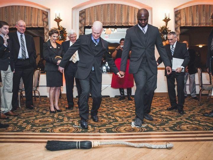 Tmx 1373578402747 Lennykofijumping The Broom Bridgewater, New Jersey wedding officiant