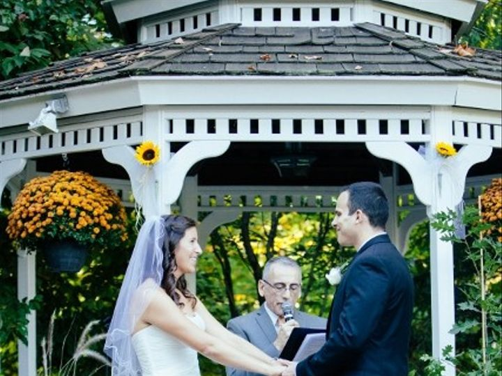 Tmx 1425570862411 Nicole And Mike Grain House Bridgewater, New Jersey wedding officiant