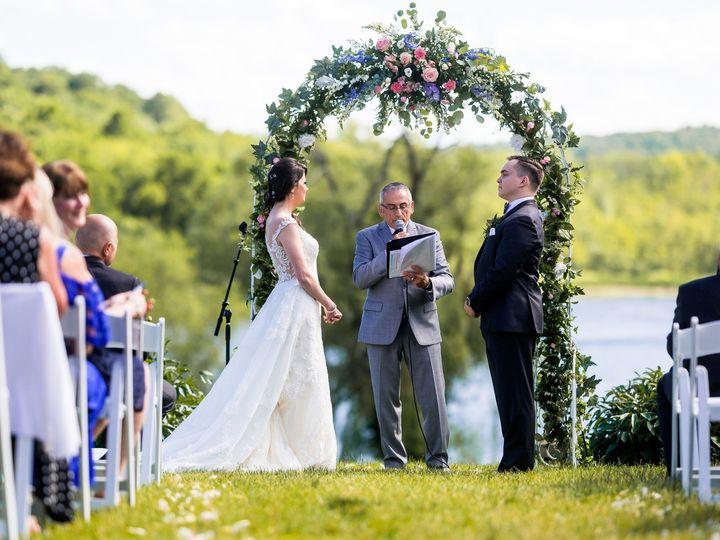 Tmx Stephanie And Garrett At Rutherfurd Hall 51 95426 1562622960 Bridgewater, New Jersey wedding officiant