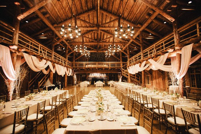 the great hall wedding reception