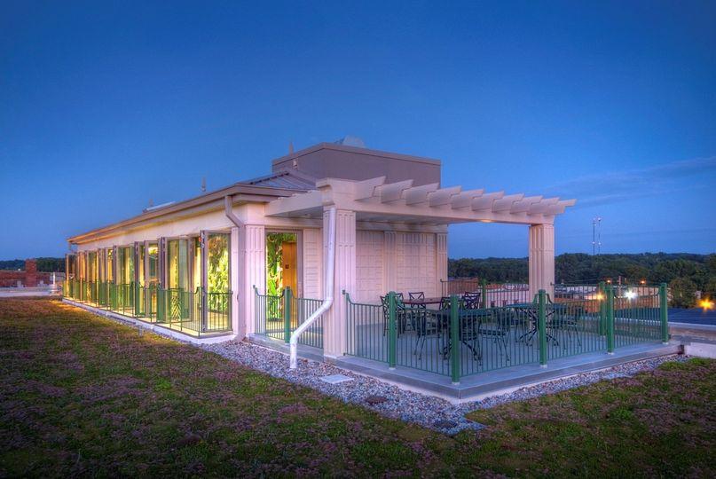 Cloud Club--rooftop garden venue