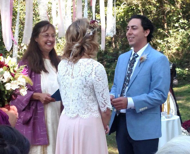 Epic, lovely wedding