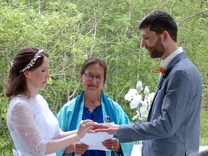 Tmx 1531426733 Bfb0b2cc040e43f1 1531426733 0bf6159e5e9af27a 1531426692042 1 Jessica And MArtin Manchester, MI wedding officiant