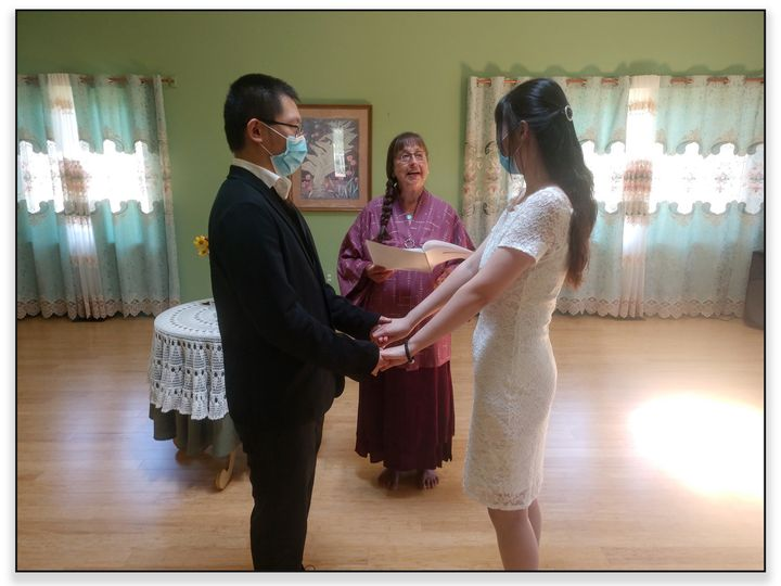 Tmx Weddings With Masks 51 978426 159593773244000 Manchester, MI wedding officiant