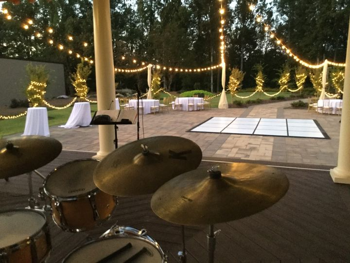 Corporate Reception Stage