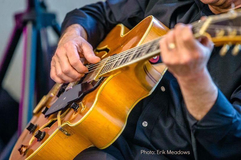 Guitarist | Photo: Erik Meadows