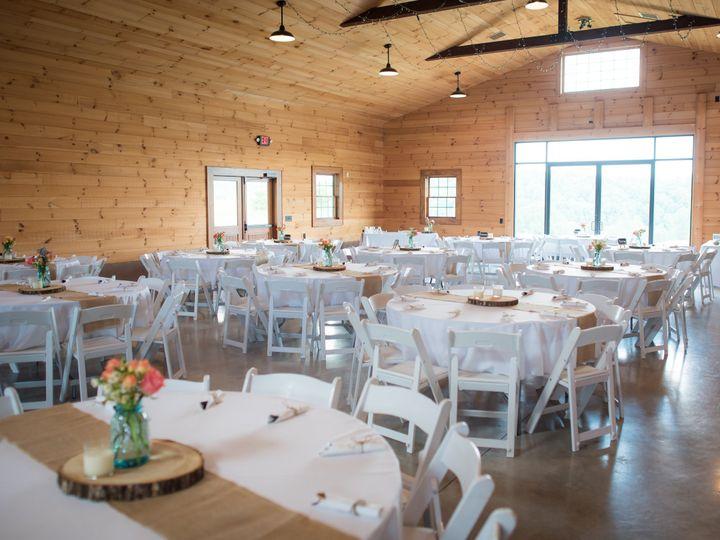 Tmx 1435588557141 Barninside Copy Roaring River, NC wedding venue