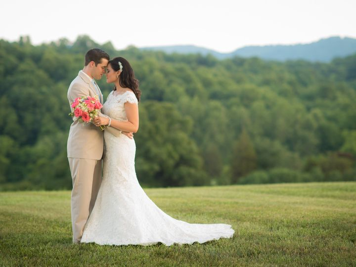 Tmx 1476250483252 Hilltopbrideandgroom2copy Roaring River, NC wedding venue