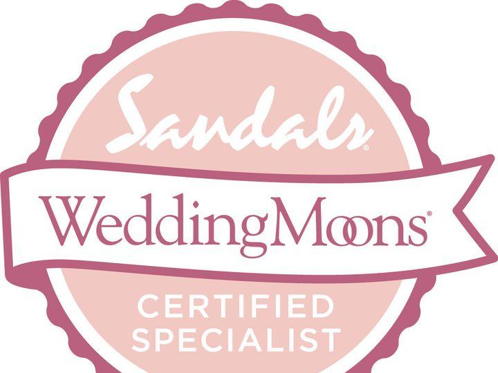 Tmx 1440872335314 Sandals Weddingmoon Specialist Logofinal 1 Greensboro wedding travel