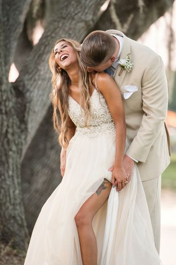 A candid moment Cami Zi Photography