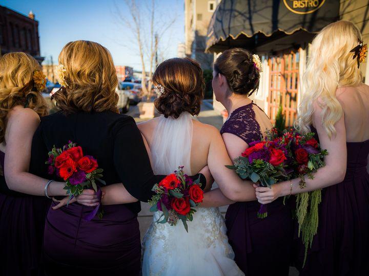 Tmx 1458231696157 Bride And Bridesmaids Back Anacortes, Washington wedding venue