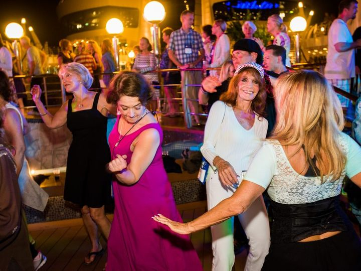 Tmx Holistic Holiday At Sea Welcome Party 1024x683 51 1011526 San Francisco, CA wedding dj