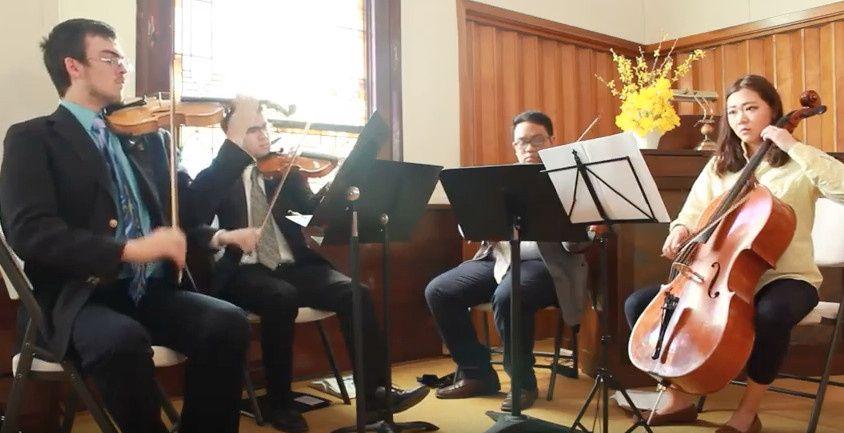 The Montpelier Quartet