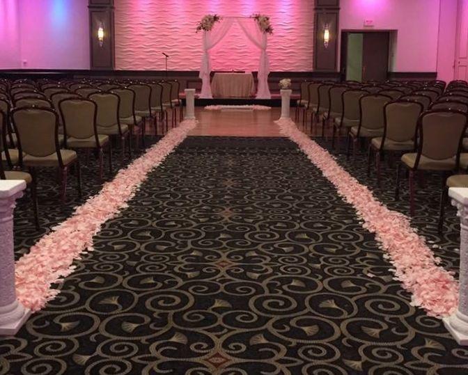 Tmx 1470854113 71a8268675f43ab5 Aisle Binghamton wedding florist