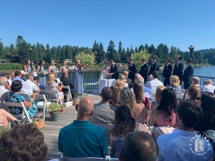 Wedding in Lake Oswego